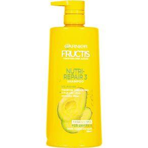 Garnier Fructis Nutri-Repair 3 Shampoo 850ml