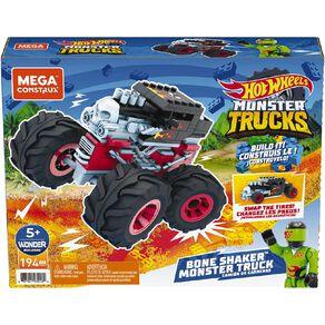 Hot Wheels Mega Construx Monster Truck Assorted