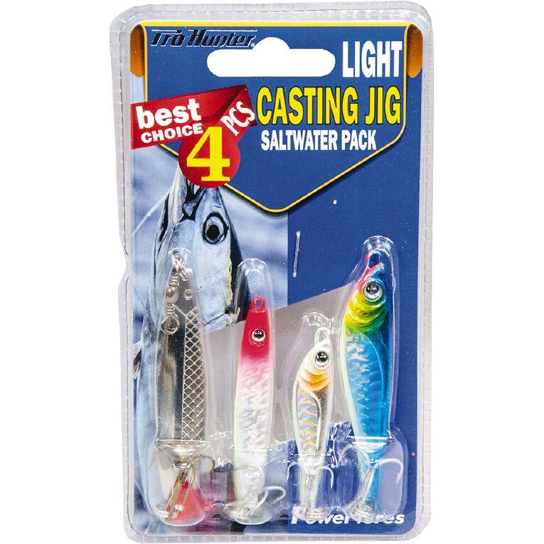 Pro Hunter Fishing Lures Salt Water/Fresh Kit Light, , hi-res