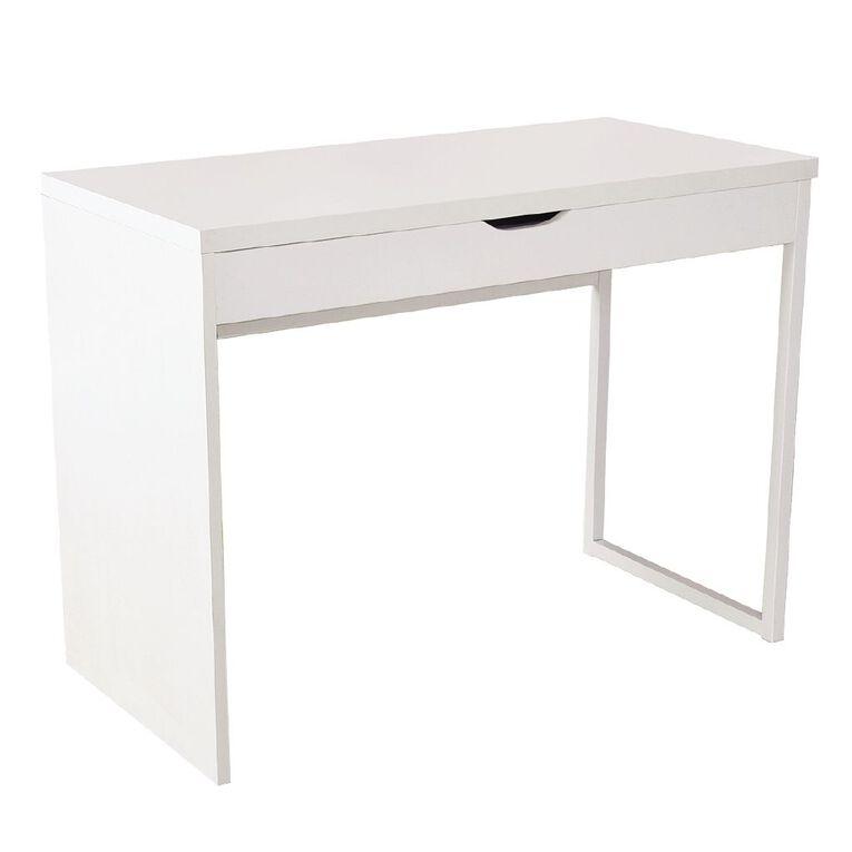 Workspace Moda Desk White, , hi-res
