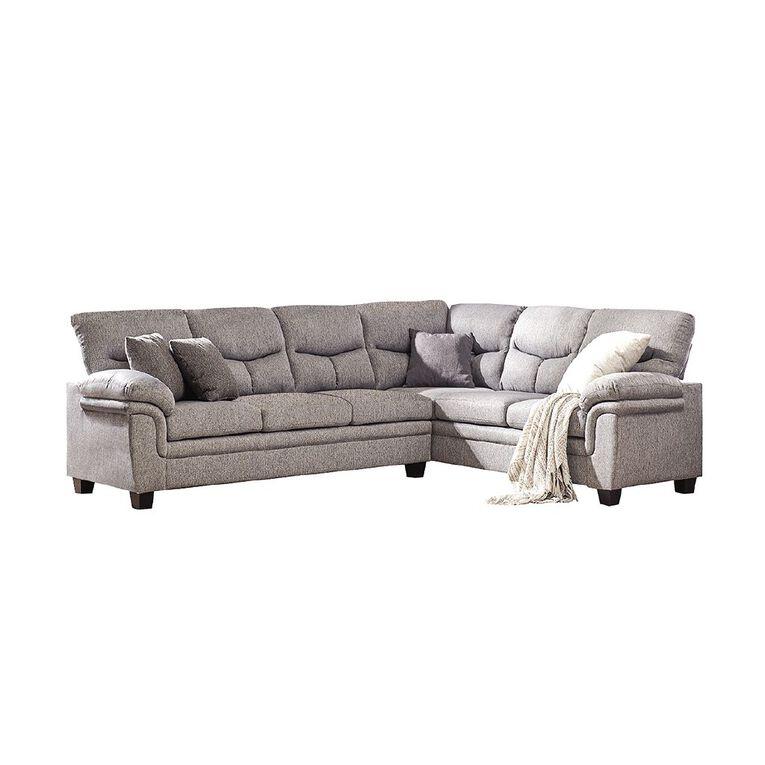 Living & Co Athena 5 Seater Corner Sofa, , hi-res