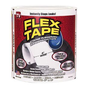 As Seen On TV Flex Tape 4 inch White