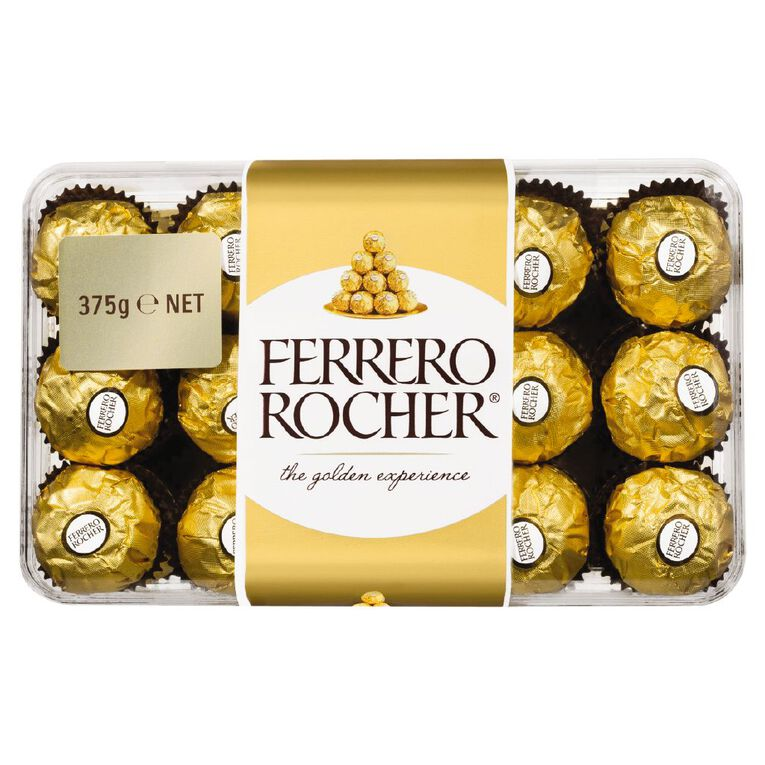 Ferrero Rocher Chocolates 30 Pack, , hi-res