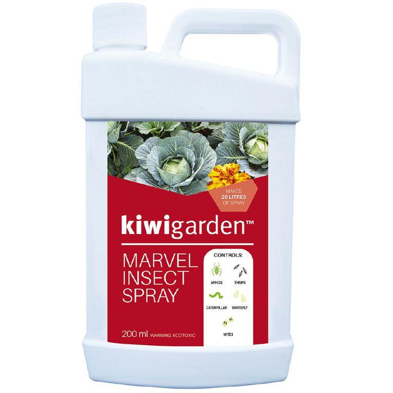 Kiwi Garden Marvel Insect Spray 200ml, , hi-res