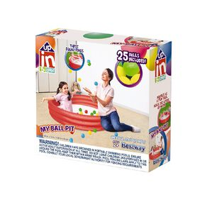Play Studio Indoor Inflatable Ball Pit