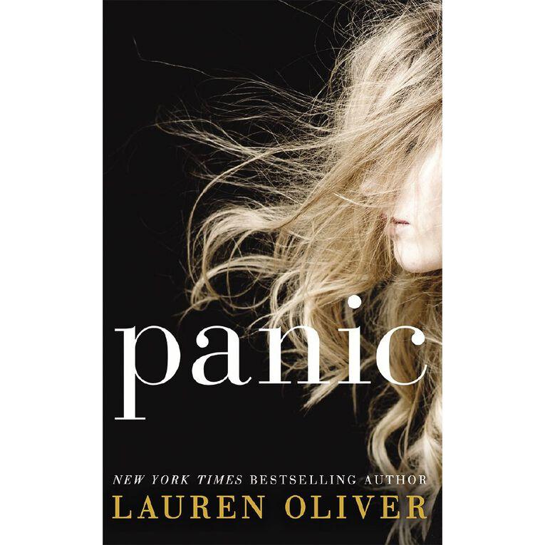 Panic TV Tie-In by Lauren Oliver, , hi-res