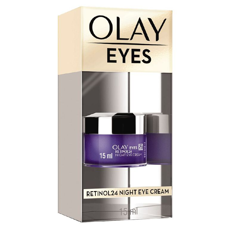 Olay Regenerist Retinol 24 Night Eye Cream 15ml, , hi-res