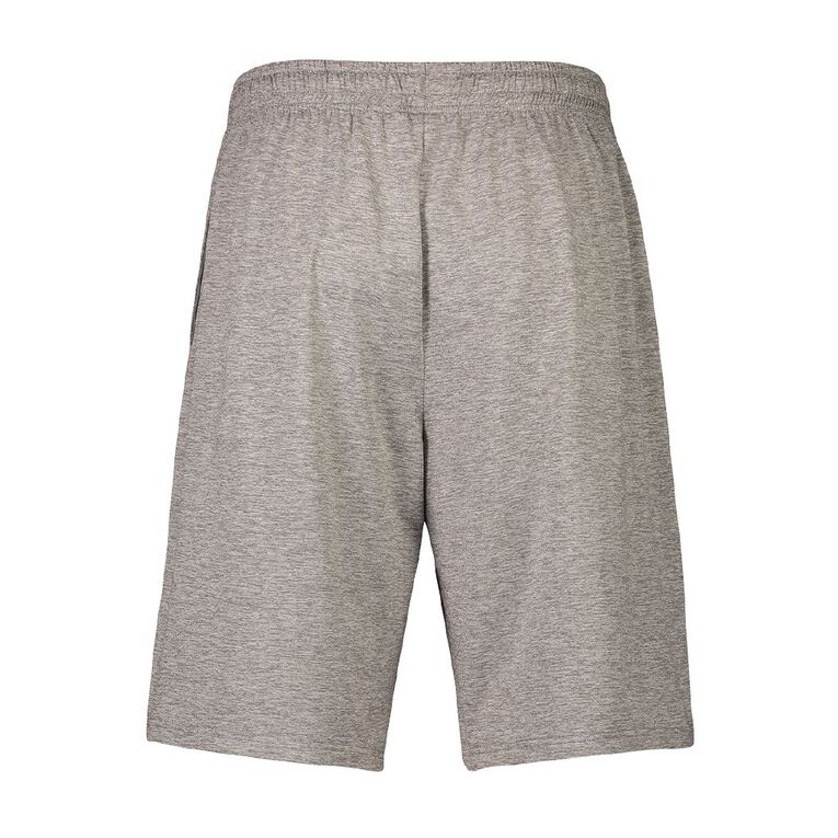 Active Intent Men's Marled Shorts, Grey Marle, hi-res image number null