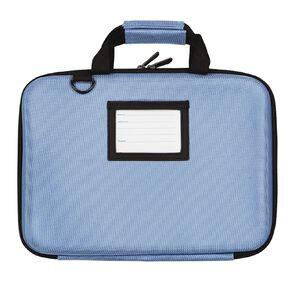 Tech.Inc 14.1 inch Hard-Shell Notebook Case Baby Blue Blue