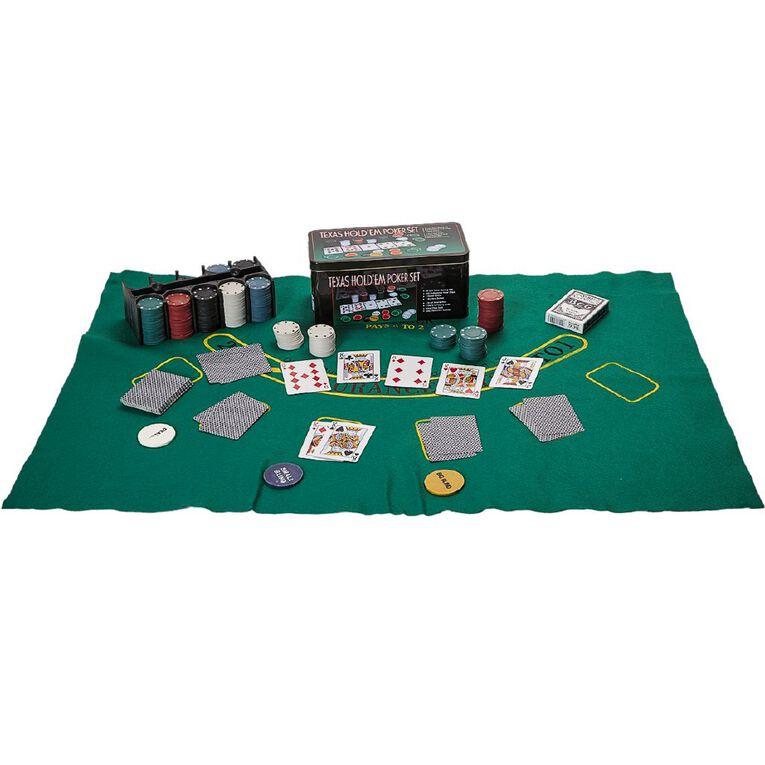 Texas Holdem Poker, , hi-res