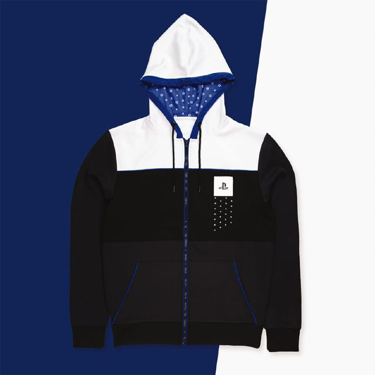 Official PlayStation Japanese Inspired Hoodie Small, , hi-res