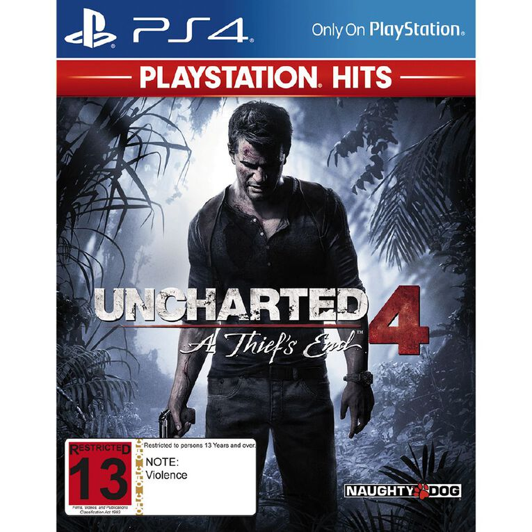 PS4 Uncharted 4, , hi-res image number null