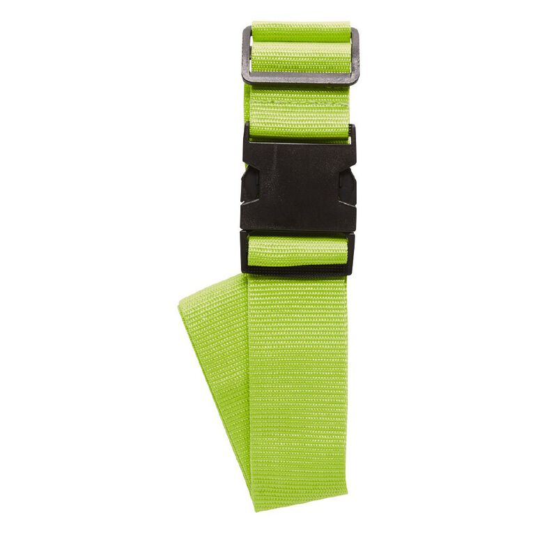 Intrepid High Visibilty Strap, Lime/Black, hi-res