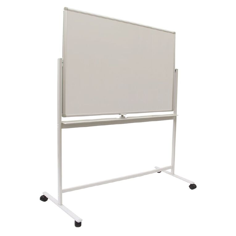 Litewyte Pivoting Mobile Whiteboard 900 x 1200mm, , hi-res image number null