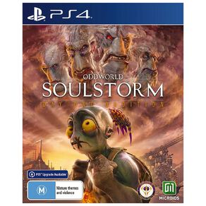 PS4 Oddworld Soulstorm Day One Edition