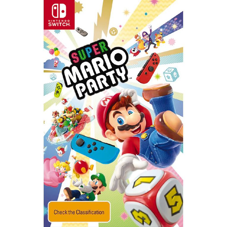 Nintendo Switch Super Mario Party, , hi-res