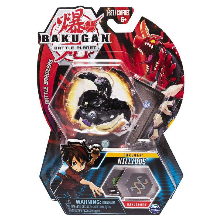 Bakugan Basic Booster 1 Pack, , hi-res