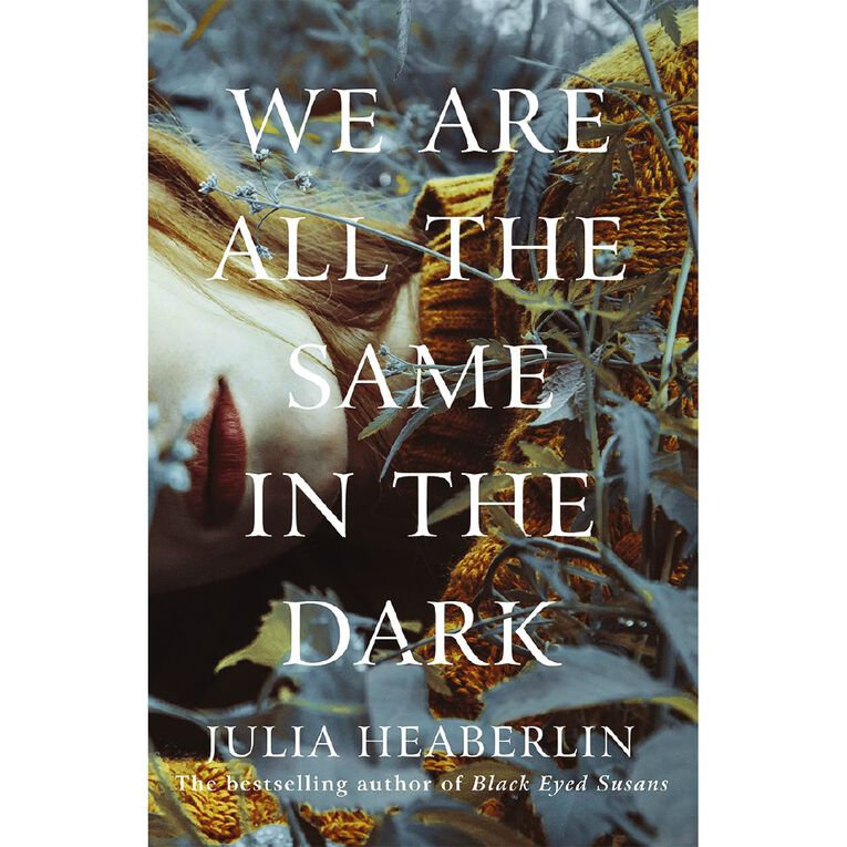 We are all the Same in the Dark by Julia Heaberlin, , hi-res image number null
