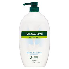 Palmolive Body Wash Mild & Sensitive 1L