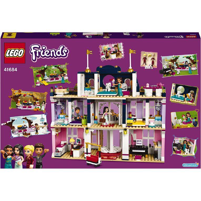 LEGO Friends Heartlake City Grand Hotel 41684, , hi-res