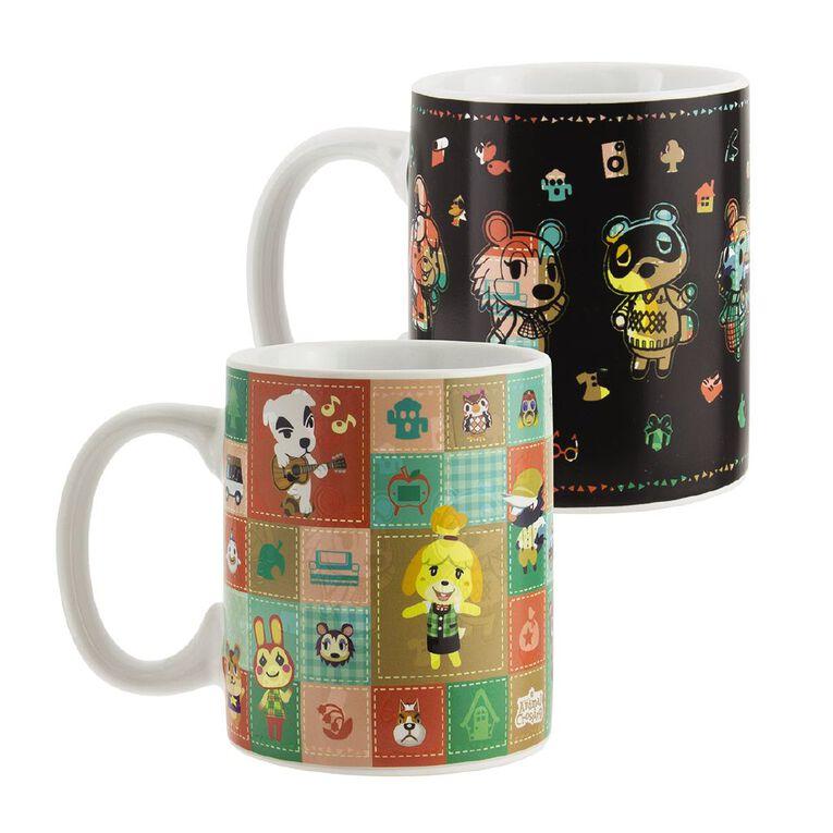 Paladone Animal Crossing Heat Change Mug, , hi-res