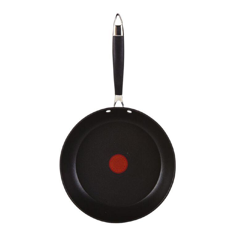 Living & Co Urban Hot Spot Frypan Black 26cm, , hi-res