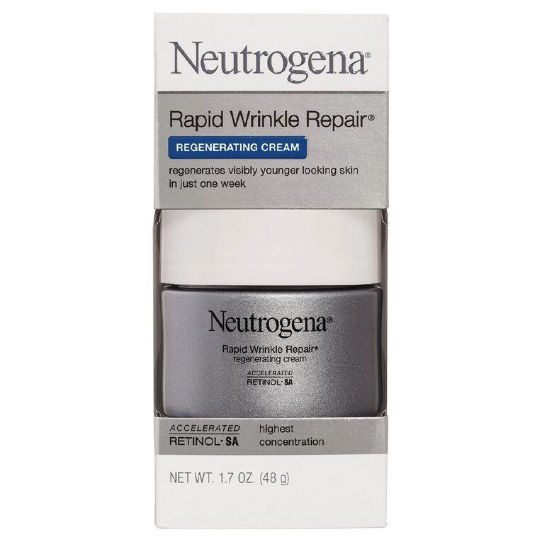 Neutrogena Rapid Wrinkle Repair Regenerating Cream 48g, , hi-res