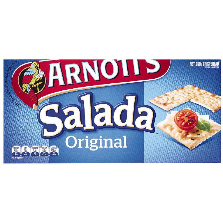 Arnott's Arnotts Salada 250g, , hi-res