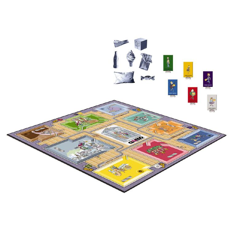Charlie And The Choco Factory Cluedo Game, , hi-res