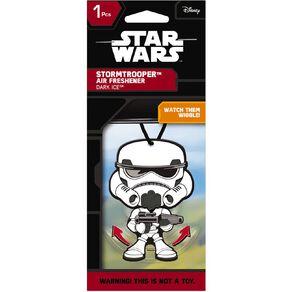 Star Wars Auto Air Freshener Wiggler Storm Trooper