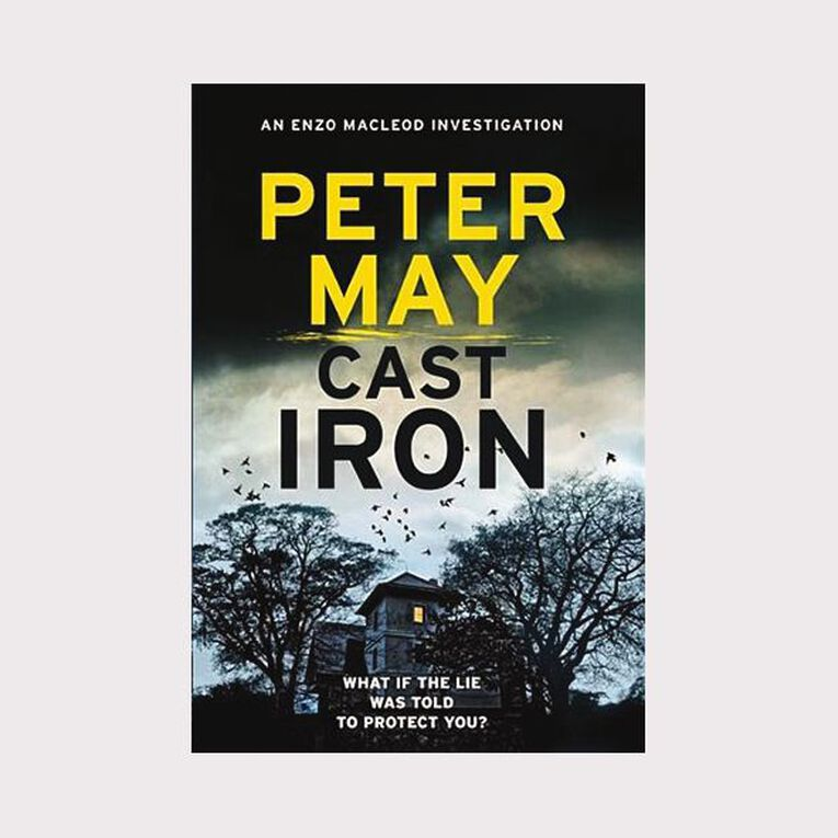Cast Iron by Peter May, , hi-res