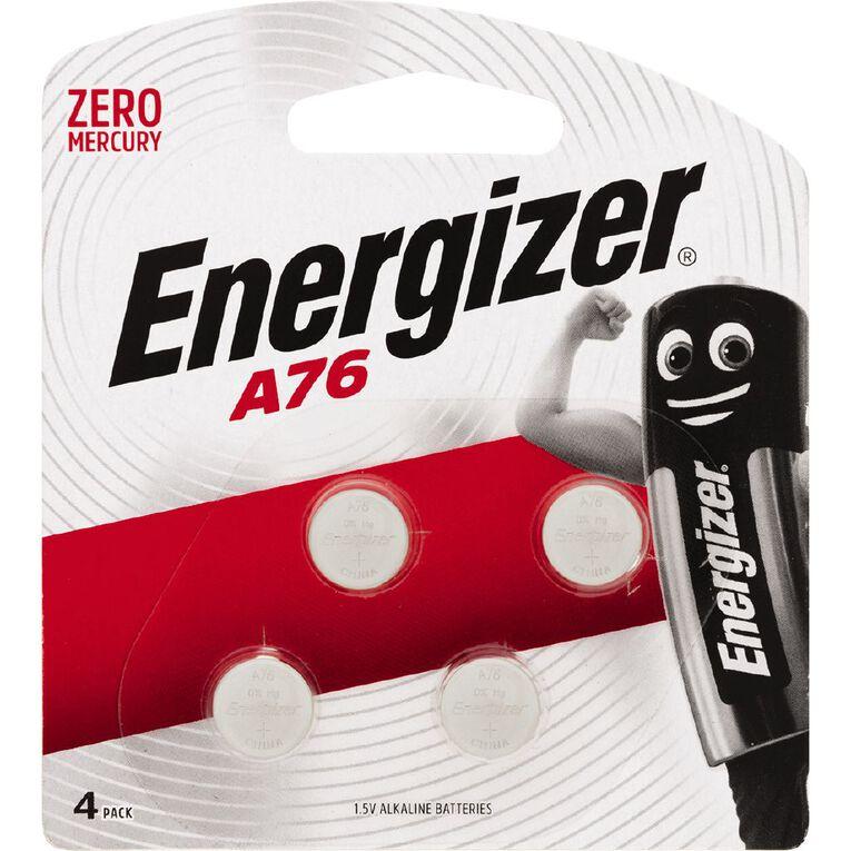Energizer A76 4 Pack, , hi-res