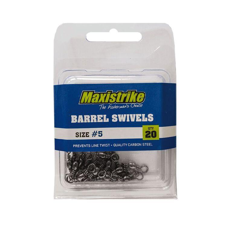 Maxistrike 5 Barrel Swivels 20 Pack, , hi-res