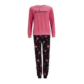 H&H Women's Fleece Pyjamas
