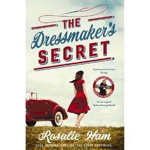 The Dressmaker's Secret by Rosalie Ham