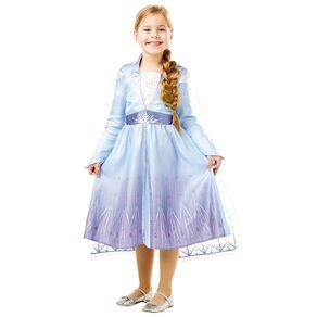 Frozen 2 Elsa Classic Costume 3-5 Years