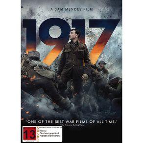 1917 DVD 1Disc