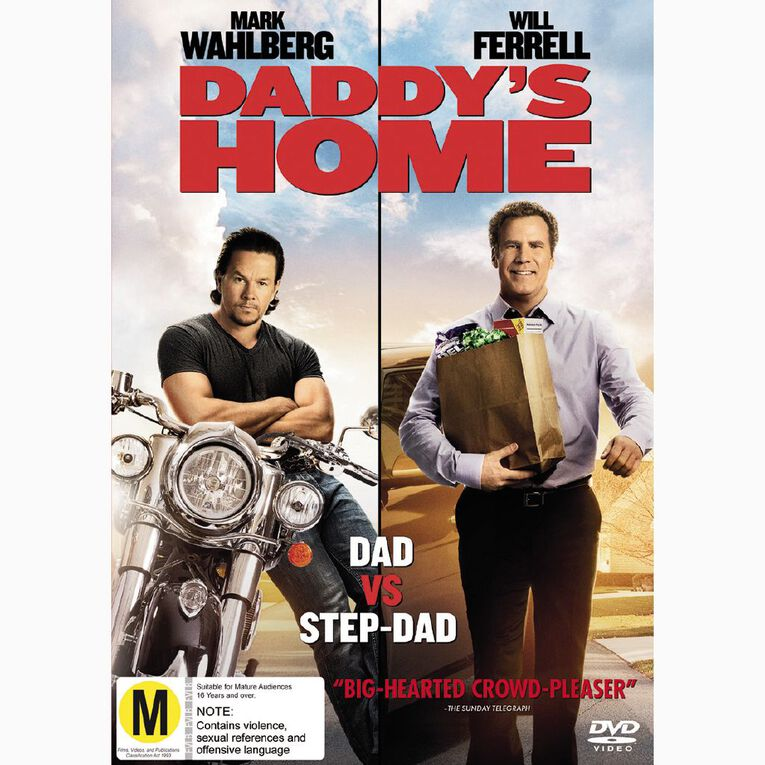 Daddy's Home DVD 1Disc, , hi-res