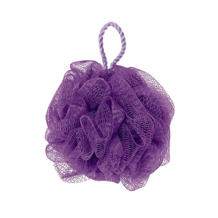 Colour Co. Bath Puff Lavender, , hi-res