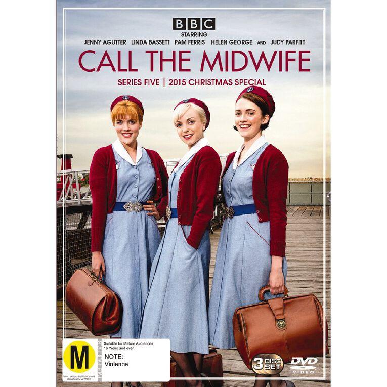 Call The Midwife Season 5 DVD 3Disc, , hi-res