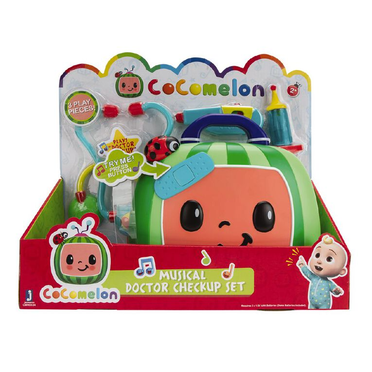 Cocomelon Feature Musical Check Up, , hi-res