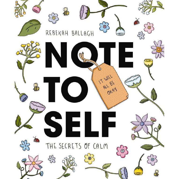 Note to Self by Rebekah Ballagh, , hi-res image number null