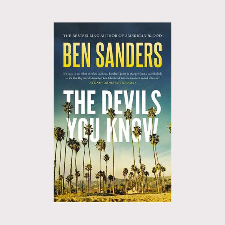 The Devils You Know by Ben Sanders, , hi-res