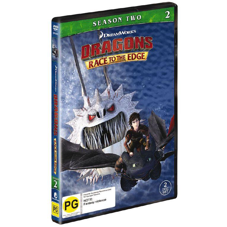 Dragons Race To The Edge Season 2 DVD 2Disc, , hi-res