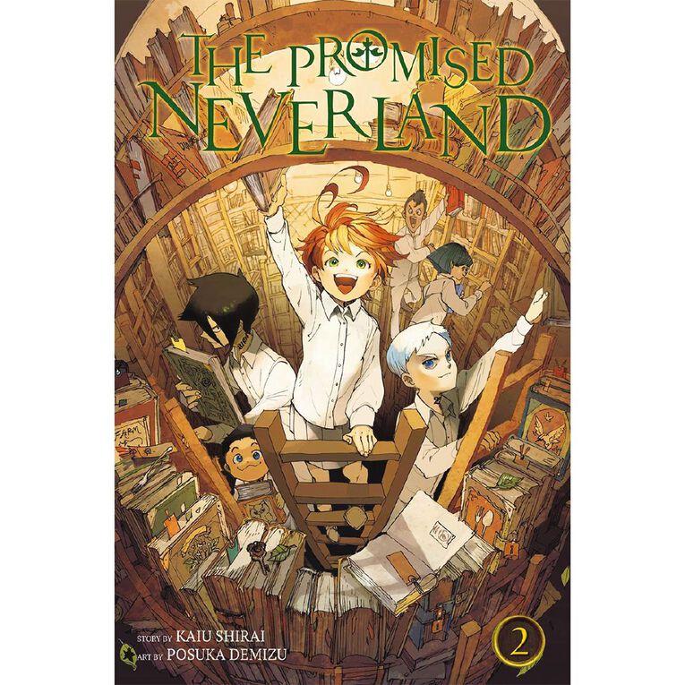 The Promised Neverland Vol #2 by Kaiu Shirai & Posuka Demizu, , hi-res
