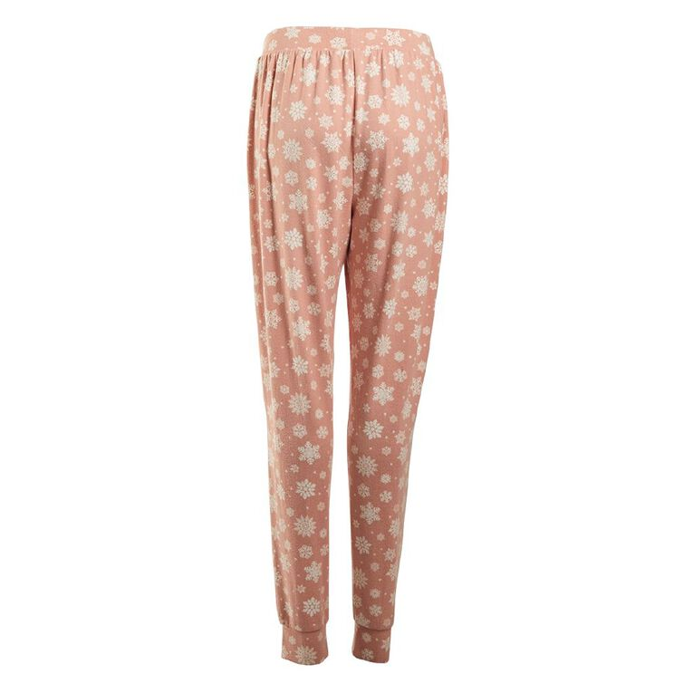 Love to Lounge Women's Lounge Pyjama Pants, Pink, hi-res