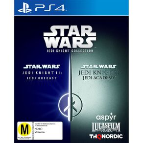 PS4 Star Wars Jedi Knight Collection