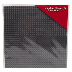 Play Studio Building Bricks Base Plate Assorted 25cm