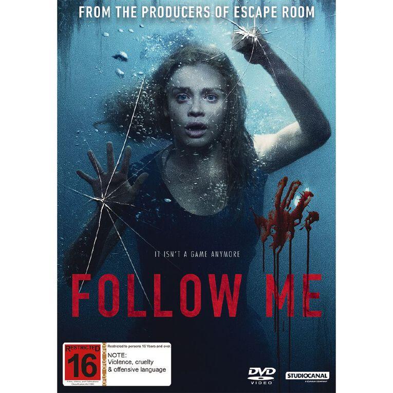 Follow Me (2020)  DVD 1Disc, , hi-res