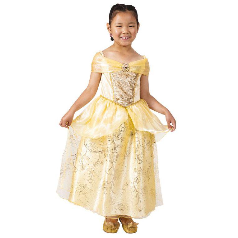 Disney Belle Ultimate Princess Dress 3-5 Years, , hi-res